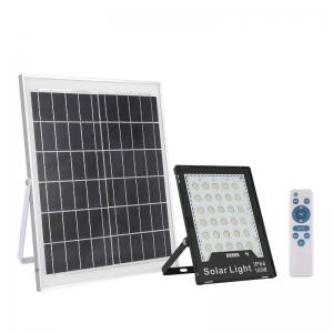 China Remote Control 300W 400W Solar LED Flood Lights on sale