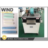 Buy cheap 150mm Width Slot Cell Insulation Forming Cuffing Creasing And Cutting Machine from wholesalers