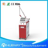 China Laser level q-switch nd yag laser 1064 / 532nm laser for nevus of ota removal on sale
