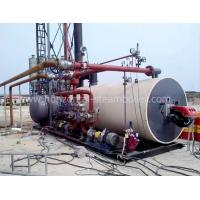 Buy cheap 0.5MW-25MW Thermal Oil Boiler , Thermal Flooding Boilers For Paper Factory from Wholesalers