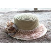 China ladies straw hat fashion knit hat girl crochet hat lady winter hat lady floppy summer hats factory