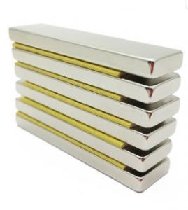Buy cheap Custom Block Bar Shape N42 Bulk Neodymium Magnets 50*30*10 from Wholesalers
