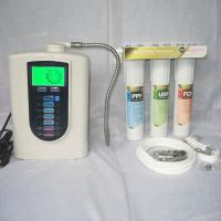 China Three Stage Filter Natural Alkaline Water Filter Separates Water Into Alkaline And Acid Water Can For Drinking / Cooking on sale
