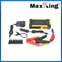 China 18000Mah 12V Emergency Car Battery Charger Jump Start Starter 5.0L with LCD Display factory