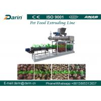 Buy cheap Automatic Food Extruder Machine High - Tech 150kg/hour For Dry Pet Food from Wholesalers