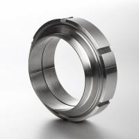 China Welded DIN Sanitary Union 304 / 316L 1 Inch Stainless Steel Union factory