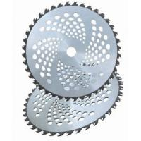 China TCT circle saw blade for grass factory