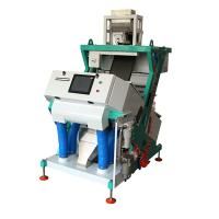 China Color Sorter Dairy Processing Machinery 800-1500 Kg/H For Seeds on sale