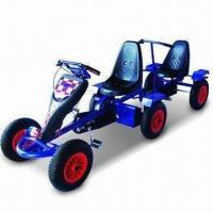 China Go Kart with Free Wheel and Rear Handbrake, Measures 2,510 x 790 x 910mm factory