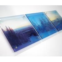 Buy cheap Energy Saving Uv Flatbed Printing High Resolution For Large Format Printing from Wholesalers