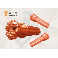 Buy cheap High Speed RE052 Rock Drill Head , Reverse Circulation Drill Bits Excellent Performance from Wholesalers
