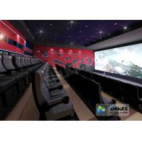 China Technological 4D Cinema System factory