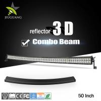 Buy cheap 50 Inch 288W Jeep Off Road Lights PC Lens Material 24 Months Warranty from Wholesalers