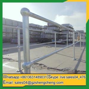Buy cheap Mataranka heavy duty galvanized ball handrail ball joint stanchion from wholesalers
