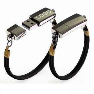 China bracelet bulk 1gb usb flash drives factory