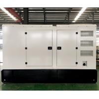 Buy cheap Silent 200 KVA Cummins Diesel Generator with Engine 6CTAA8.3 - G2 Power 24V DC start from Wholesalers