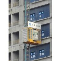 Quality Passenger and Material Hoist 2tons Medium Speed VFD TUV Approved KP-B07 for sale