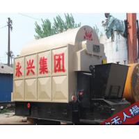 Buy cheap DZL Chain Grate Stoker Coal Fired Steam Boiler For Food Factory 6 TON from Wholesalers
