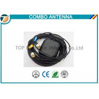 Buy cheap Waterproof GSM GPS Combo Antenna 1575.42 MHz  50 Ohm Outdoor FAKRA connector from Wholesalers