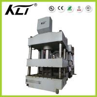 Buy cheap Y32 1250tons ISO Hydraulic Four-Column Hydraulic Press Stainless Steel Sink Production Line from Wholesalers