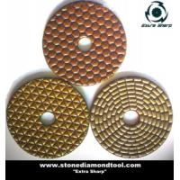 Buy cheap Dry Angle Grinder Polishing Pads from Wholesalers