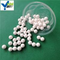 China Wear resistance white zirconia ceramic grinding ball as mill grinding media factory