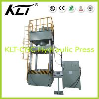 Buy cheap 4 Column Y32-315 Ton Series Four-Column Hydraulic Press Machine 100T NR12 Safety Standards For Sink from Wholesalers