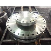 China P285NH P285QH  Hot Rolled Forged Carbon Steel Flange Finish Machine PED Certificate factory
