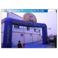 Buy cheap Commercial Digital Printing Custom Inflatable Arch For Amusement Park from Wholesalers