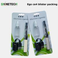 China Electronic cigarettes eGO Blister pack factory