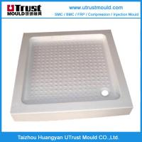 Buy cheap SMC shower base mould SMC shower tray mould SMC compression mould from Wholesalers