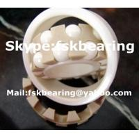 Quality PEEK Cage 1206 Antimagnetic Hybrid Ceramic Ball Bearing 30mm ID for sale