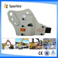 Buy cheap Backhoe Loader Attachment Breaker Hammer 300kg with good price and quality from Wholesalers