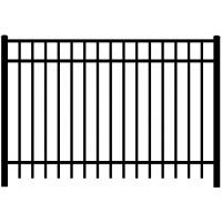 China High quality Aluminum Railing Aluminum Fence Panels No rust on sale