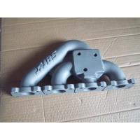 China OEM Auto Parts Casting  Vehicle Cast Iron Exhaust Pipe TS16949 Approval factory