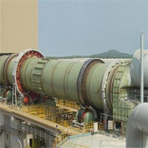China Small Scale PLC Slow Drive Device Cement Rotary Kiln for cement plant with high quality and best performance factory