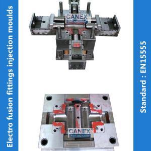 Electrofusion Fittings injection moulds - BS EN12201-3  Water standard bs iso 8085 EN1555-3  EN12201-3