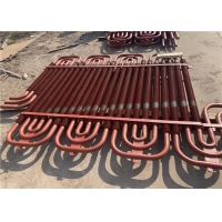 China Carbon Steel Titanium Spiral Finned Tube Coil For Boiler Economizer factory