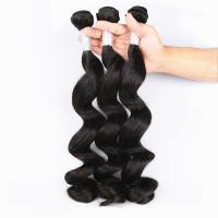 Buy cheap Unprocessed Virgin Human Hair Bundles Loose Deep Wave Human Hair Weave For Black Woman from Wholesalers