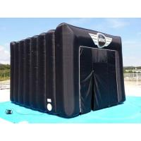 Buy cheap Black Square Inflatable Tent For Camping from wholesalers