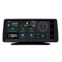 Buy cheap Android System On Dash Car GPS Navigator with FM Radio DVR Bluetooth 3G Wifi from Wholesalers