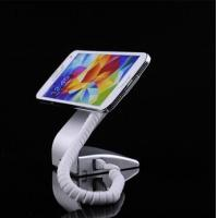 China Competitive price L type /Charging and Alarm counter display stand for mobile retail on sale