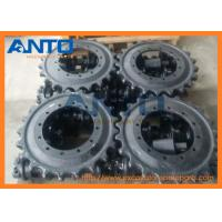 Buy cheap Forging Casting Kobelco Excavator Undercarriage Parts , SK70SR-2 Excavator Sprockets from Wholesalers