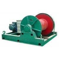 Cargo material lifting electric motor engin wire rope pulling steel electric winch