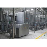 Buy cheap Combined Dairy Pasteurized Milk Processing Line Plant And Fruit Juice Machine from wholesalers