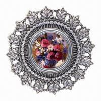 China PU Frame with Oil Painting/Mirror, Available in Various Colors and Designs on sale