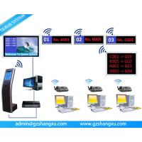 Buy cheap Web Based Multiple Language Bank Wireless Ticket Kiosk Token Number Queue System from Wholesalers