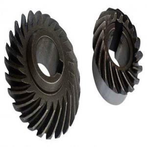 China ISO Cement Ball Mill Crown Bevel Pinion Gear factory