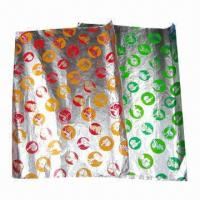 China Hamburger/Sandwich Wrapping Papers with Bright Color Printing factory