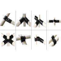Buy cheap 2.3 mm Thickness Wall Stamped metal connectors for pipe from Wholesalers